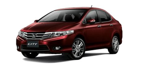 Mietwagen Honda City in Pattaya